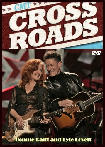2005-12-14-CMT Crossroads Bonnie Raitt and Lyle Lovett - The Factory - Franklin - TN