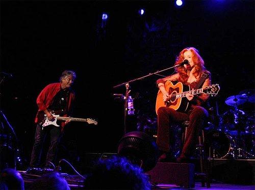 Bonnie Raitt Tour 2006