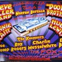 All-star concert honors life of Norton Buffalo