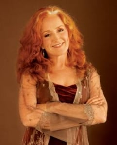 "Bonnie Raitt sees the blues as ""both healthy and in a precarious state."""