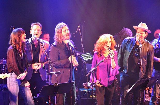 Glenn Frey tribute on Feb.13, 2016 at the Troubadour. © Chris Willman