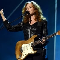 Bonnie Raitt performs onstage at the 25th anniversary MusiCares 2015 Person Of The Year Gala honoring Bob Dylan on Feb 6, 2015 in Los Angeles, Calif. © Larry Busacca/Getty Images for NARAS