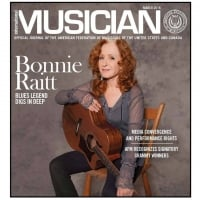 Bonnie Raitt: Slide Guitar Legend Digs in Deep and Speaks Out About Fair Pay