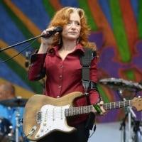 Bonnie at the New Orleans Jazz Fest 2016 © Scott Dudelson /WireImage
