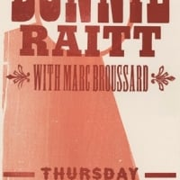 Bonnie Raitt - Ryman Auditorium (Nashville, TN)