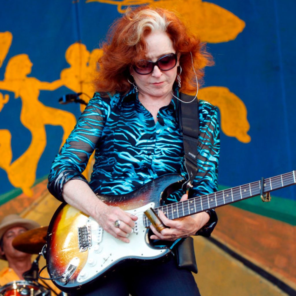 Bonnie Raitt interview: Catching up with the Northern California music legend