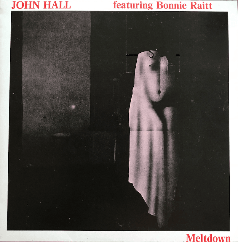 John Hall-Meltdown-front