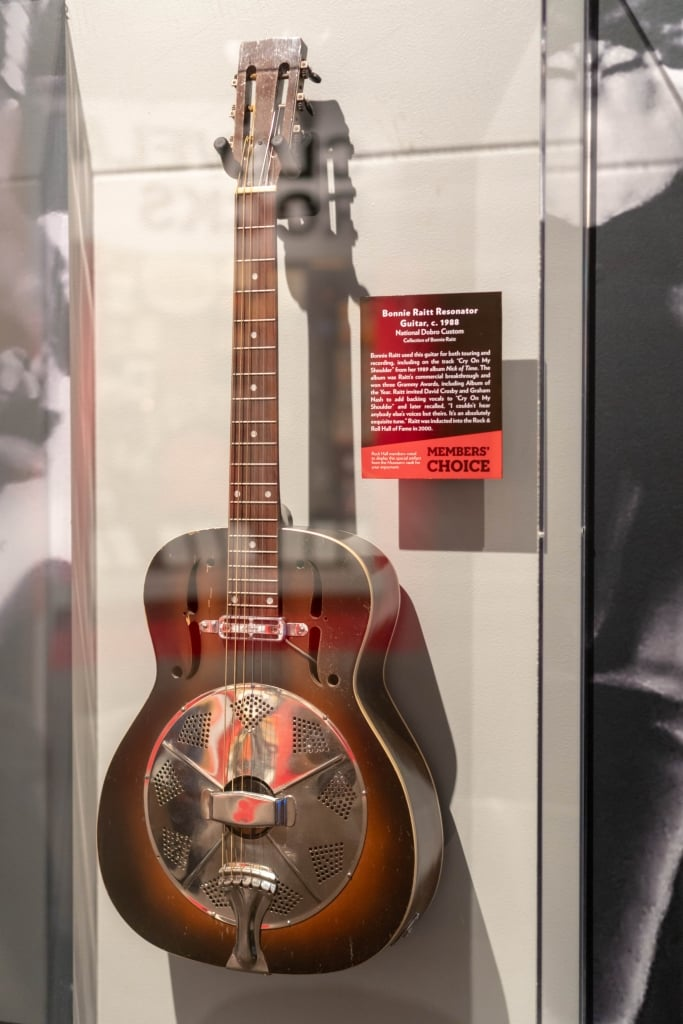 'And the winner is…': New artifact on exhibit at Rock and Roll Hall of Fame