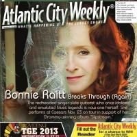 Bonnie Raitt breaks through (Again)