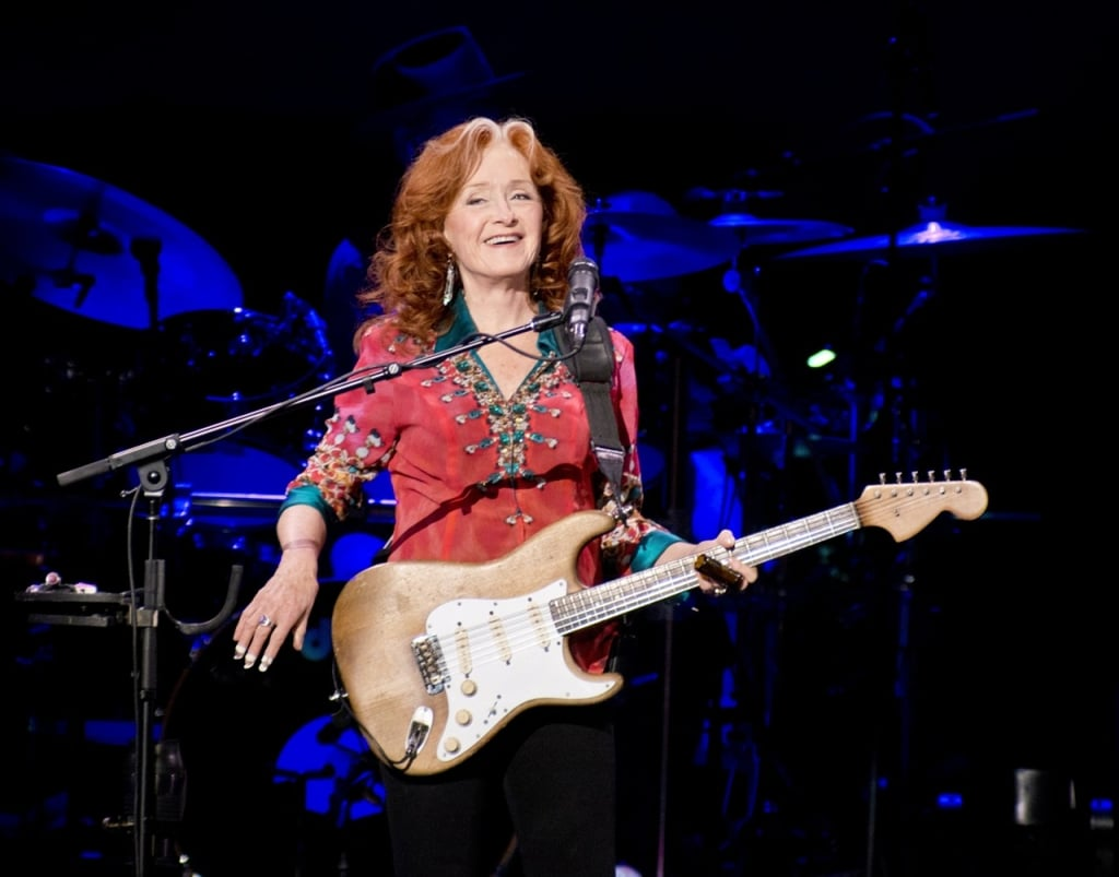 Rock Candy: James Taylor and Bonnie Raitt at Verizon Arena
