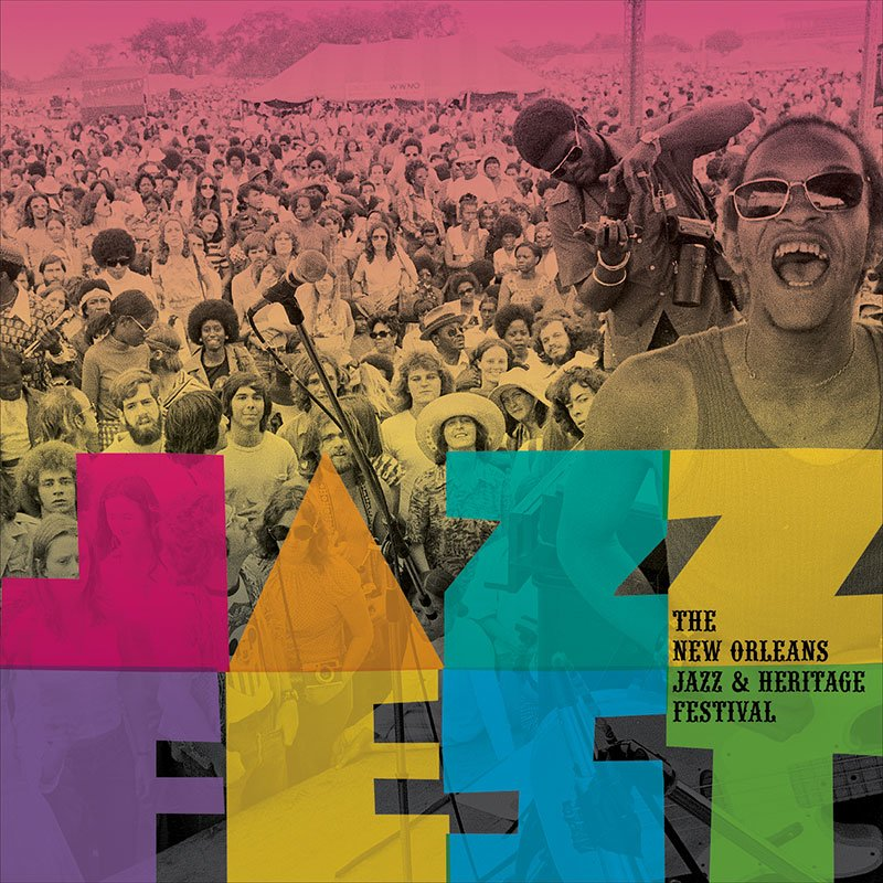 Revisit 50 years of Jazz Fest with comprehensive box set of live performances