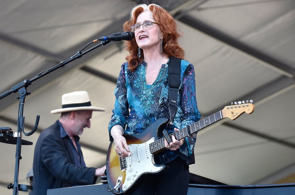 2019 New Orleans Jazz Fest Day 4 Highlights: Van Morrison and Bonnie Raitt Bring Down the House
