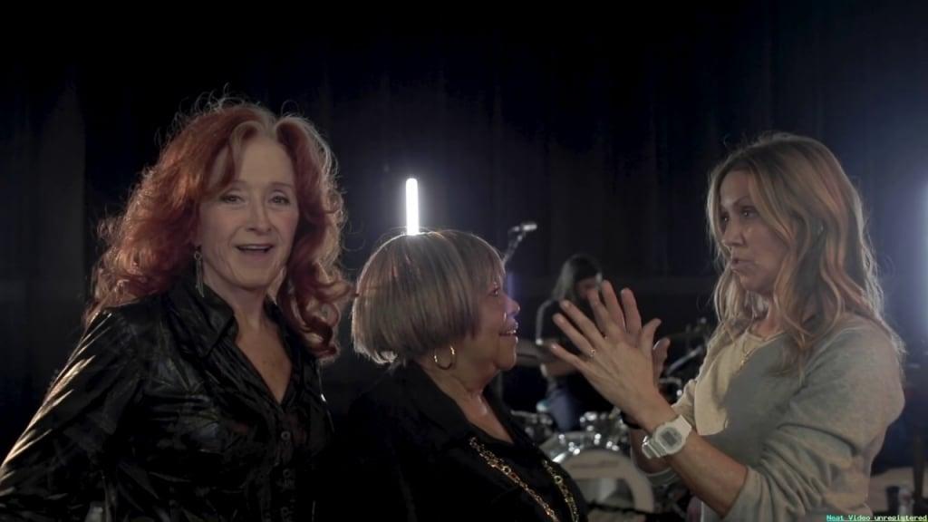 Exclusive: Hear Sheryl Crow's new song 'Live Wire' featuring Bonnie Raitt and Mavis Staples